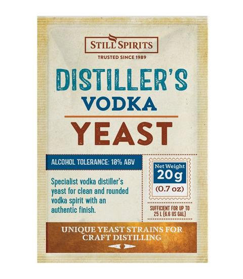 Distiller's Vodka Yeast Still Spirits 20g