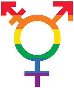 Rainbow trans symbol outlined edit.png