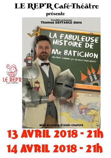 La fabuleuse histoire de Mr Batichon