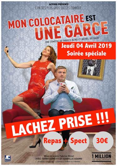 Soirée Lachez Prise !!