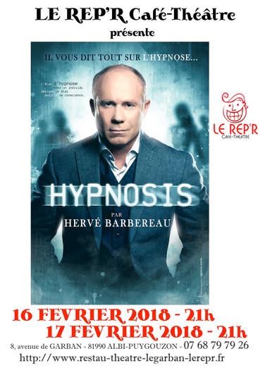 "Hervé Barbereau - ""Hypnosis"""