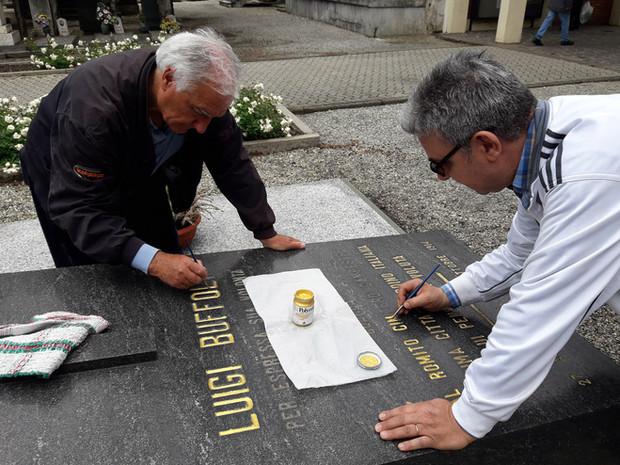In onore di Luigi Buffoli