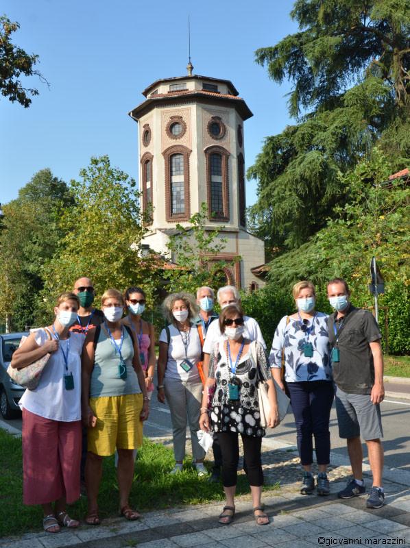 Anche i milanesi scoprono la Città Giardino