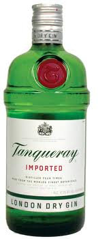Tanqueray - Gin - Export Strength Gin 43.1% 70cl