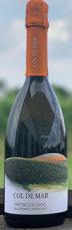 Ornella Bellia, Prosecco Millesimato 'Col de Mar' Extra Dry DOC, 2020