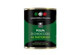 Lumacheria Italiana, Natural snails meat 850g - big size-drained weight 450g