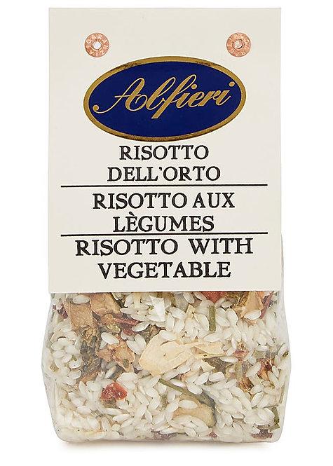 Alfieri Pastificio, VEGETABLES RISOTTO bag 300g