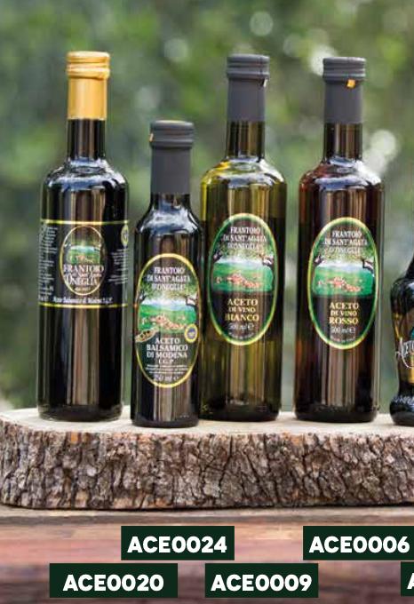 Frantoio Sant'Agata, Red vinegar 500ml