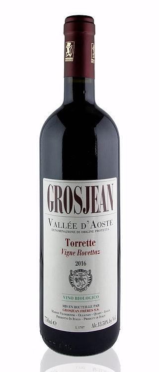 Grosjean, Torrette Superieur Vallée D'Aoste 'Vigna Rovettaz' DOC, 2016