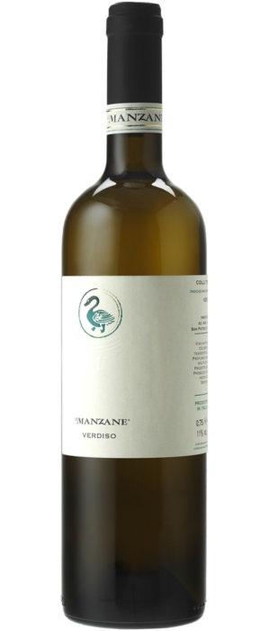 Le Manzane, Verdiso Colli Trevigiani IGT, 2018
