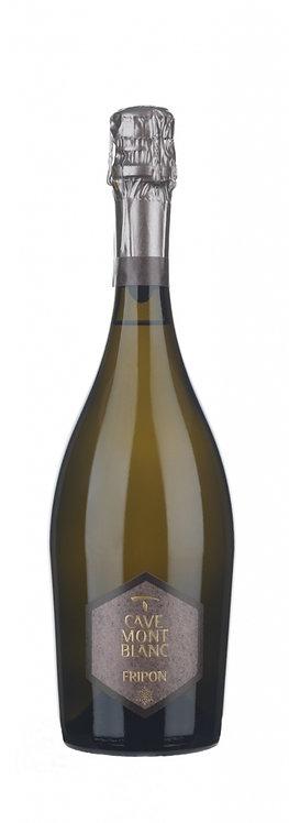 Cave Mont Blanc de Morgex et La Salle, Vino Spumante Extra Dry Fripon Blanc DOC