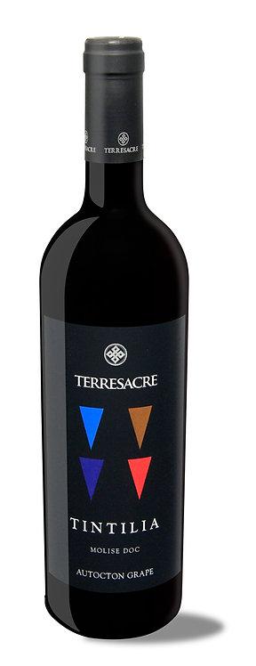 """Terresacre, Tintilia Molise """"Autocton Grape"""" DOC, 2017"""