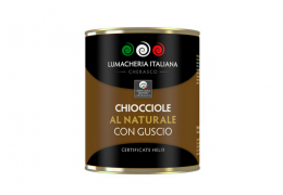 Lumacheria Italiana, Snails with natural shell 850g - drained weight 380g