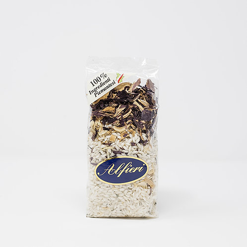 Alfieri Pastificio, risotto with RADICCHIO (salad slaves) bag 300g