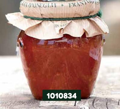 Frantoio Sant'Agata, LIGURIAN SAUCE (TOMATO AND BASIL) orcio jar 180g