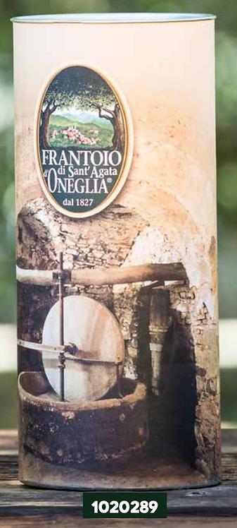 Frantoio Sant'Agata, TAGGIASCO E/V OLIVE OIL CERAMIC SELECTION MELA FAMILY 458g