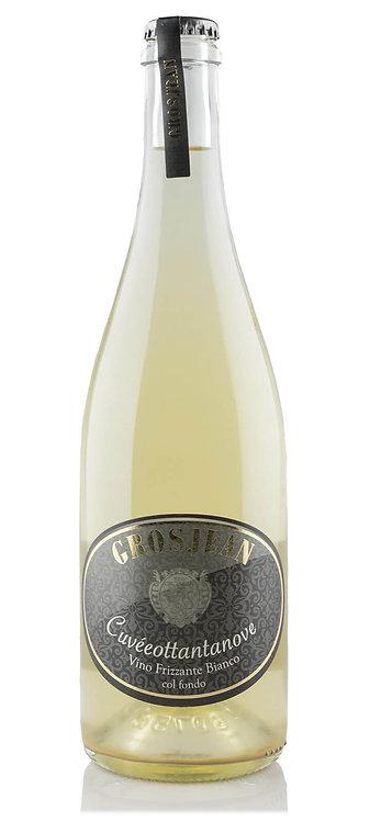 Grosjean, Vino Frizzante col fondo (Unfiltered) 'Cuvéeottantanove', NV