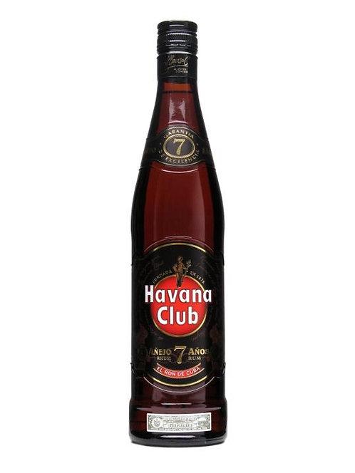 Havana Club - Anejo 7 Year Old (Fine Bouquet) 40.0% 70cl