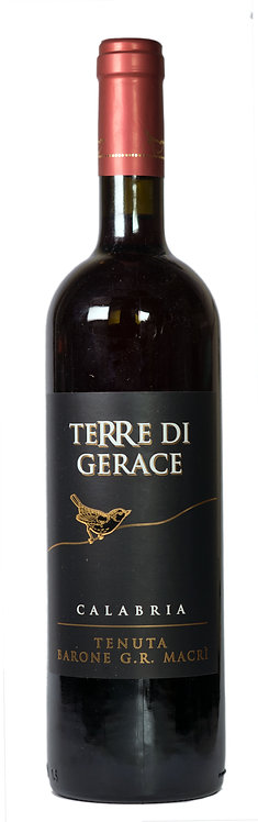 Barone G.R. Macrì, Calabria Rosso Terre di Gerace IGT, 2017