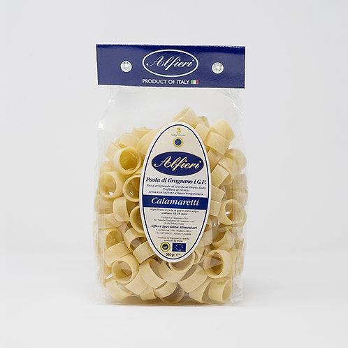 Alfieri Pastificio, CALAMARETTI durum wheat semolina pasta from GRAGNANO 500g