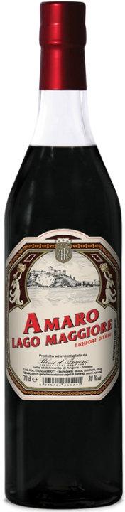 Rossi d'Angera, Amaro Lago Maggiore 30.0% 70cl
