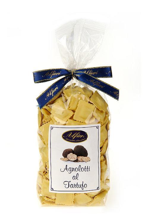 Alfieri Pastificio, AGNOLOTTI FILLED WITH CHEESE AND TRUFFLE bag 500g