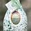 Thumbnail: Frantoio Sant'Agata, E/V OLIVE OIL 100% ITALIANO WHITE/GREEN CERAMIC BOTTLE 50cl