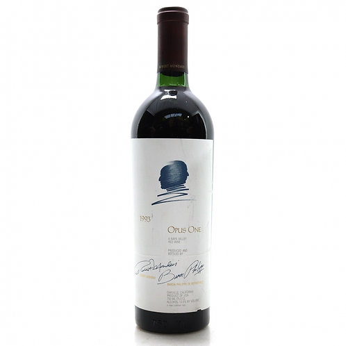 Baron Philippe de Rothschild, Opus One (Bordeaux Blend), 1993 (Napa Valley, USA)