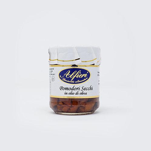 Alfieri Pastificio, DRIED TOMATOES IN OLIVE OIL 180g