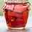 Thumbnail: Frantoio Sant'Agata, WHOOLE HOT PEPPERS in E/V olive oil orcio jar 190g