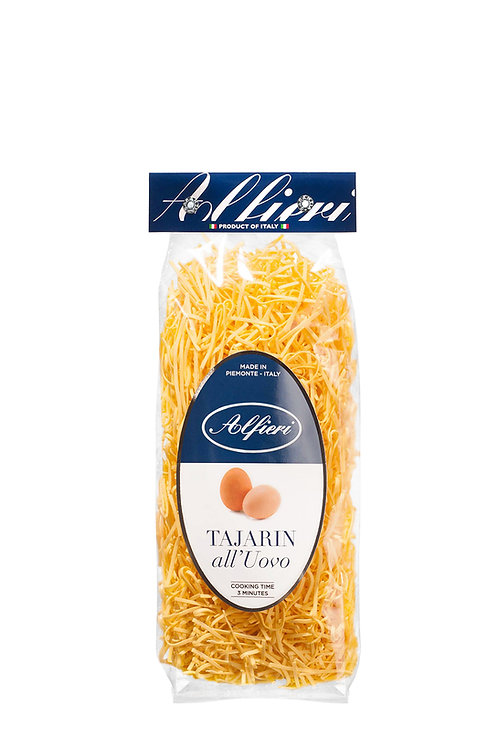 Alfieri Pastificio, TAJARIN with egg bag 250g