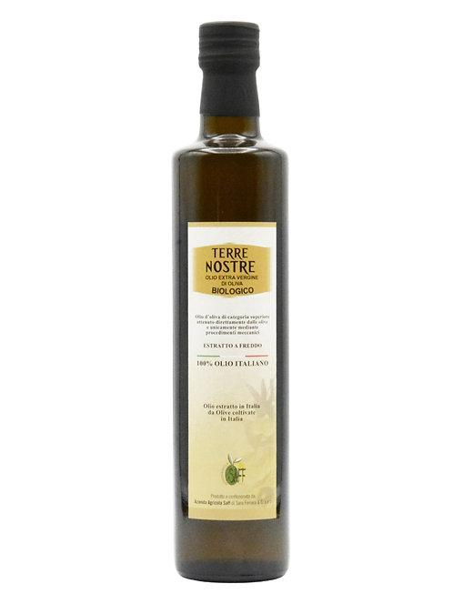 Saff Azienda Agricola, EXTRA VIRGIN OLIVE OIL BIO TERRE NOSTRE 50cl