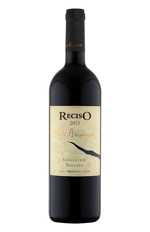 Pietro Beconcini, Super Tuscan 'Reciso' IGT, 2015