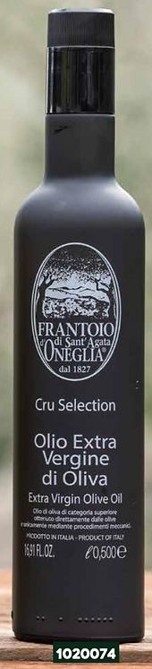 Frantoio Sant'Agata, GRAN CRU SELECTION E/V olive blend oil satin-black 500ml