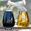 Thumbnail: Frantoio Sant'Agata, INTRECCIO SET - Olio E/V 100ml + Balsamic Vinegar 100ml