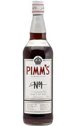 Pimms No 1 - Gin Cup English Classic 25.0% 70cl