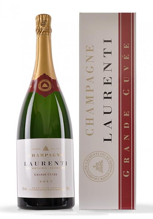 Laurenti, Champagne Grand Cuvée Brut (magnum), NV (France)