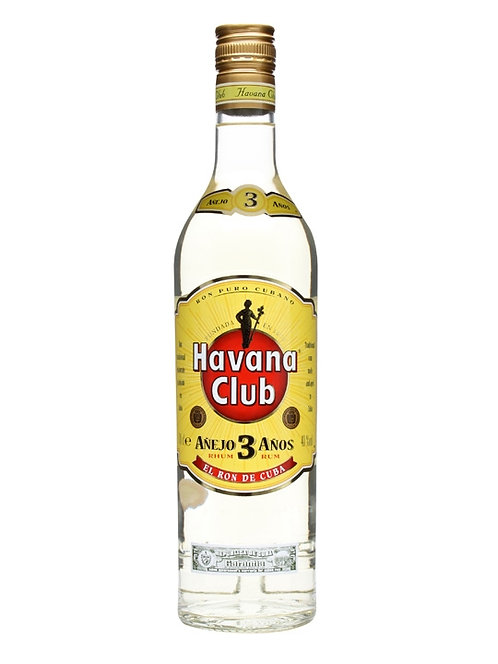 Havana Club - 3 Year Old (Caramel Aroma) 40.0% 70cl