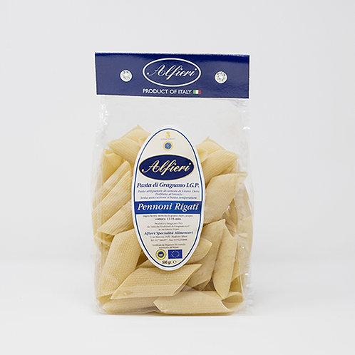 Alfieri Pastificio, PENNONI durum wheat semolina pasta from GRAGNANO 500g
