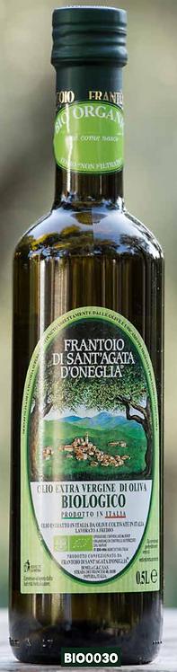 Frantoio Sant'Agata, BIO 'BUON FRUTTO' Extra Virgin Olive Oil 50cl