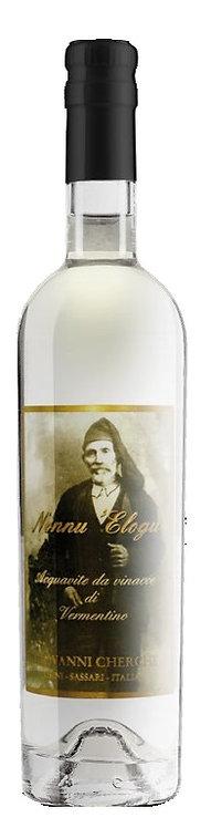 Giovanni Cherchi, Grappa bianca 'Nonno Elogu' 40.0% 50cl