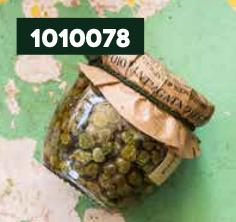Frantoio Sant'Agata, CAPER in E/V olive oil orcio jar 90g