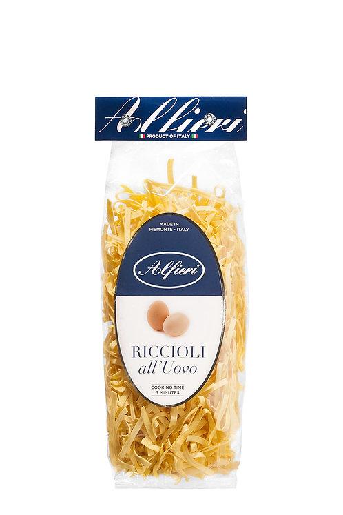 Alfieri Pastificio, Riccioli with egg bag 250g