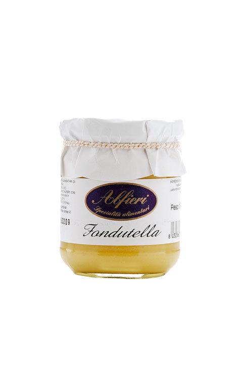 Alfieri Pastificio, 'FONDUTELLA' (CHEESE CREAM WITH TRUFFLE) 180g