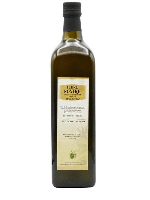 Saff Azienda Agricola, EXTRA VIRGIN OLIVE OIL BIO TERRE NOSTRE 1L