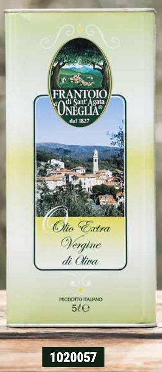 Frantoio Sant'Agata, EXTRA VIRGIN OLIVE OIL 'I CLIVI' 5L