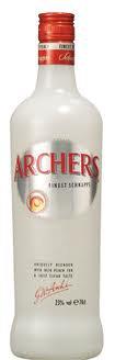 Archers - Peach Schnapps 18.0% 70cl