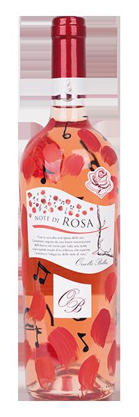 Ornella Bellia, Rosato Veneto 'Note di Rosa' IGT, 2016