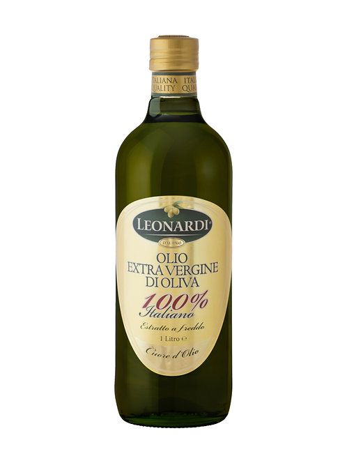 Leonardi, EXTRA VIRGIN OLIVE OIL ITALIANO 1L