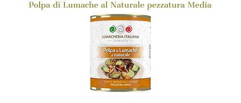Lumacheria Italiana, natural snails meat 850g - medium size - drained 450g